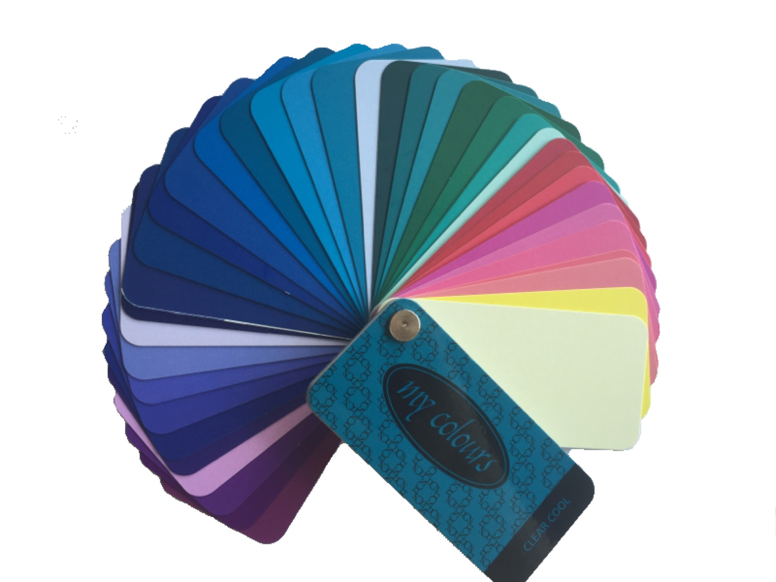 Colour fan